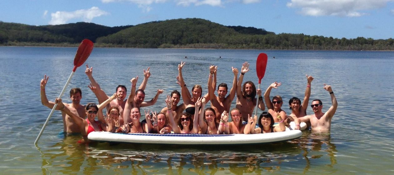 Pelican 4WD Hire & Tag Along Tour Bookings